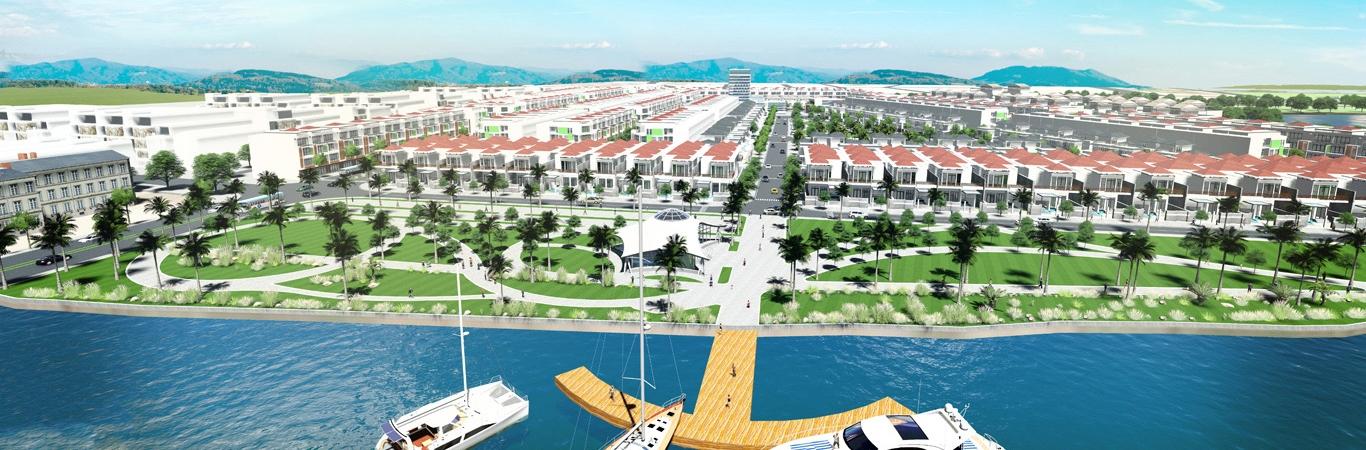 Green city Đà nẵng Beach - Đất nền ven biển Đà nẵng chỉ 285 triệu/nền