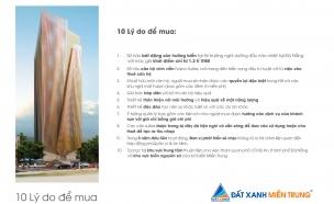 Fusisuite Đà nẵng - Căn hộ quốc tế 5 sao ven biển Đà nẵng chỉ 1,37 tỷ/căn